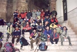 XIX Marcha Nerpio-Alcaraz (2001)